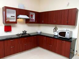 L Shaped Small Kitchen Designs Indian Homes