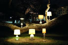 battery operated outdoor lamp battery operated table lamps lighting