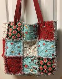 Rag quilt with matching bag by RagQuiltsByLisa on Etsy, $80.00 ... & Rag quilt with matching bag by RagQuiltsByLisa on Etsy, $80.00 | quilts - 1  | Pinterest | Rag quilt, Quilted bag and Bag Adamdwight.com