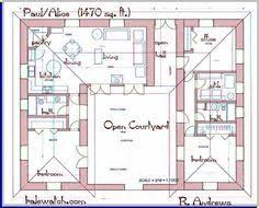 2 bedroom pool house floor plans. Wondrous Inspration Outdoor Kitchen Pool House Plans With Courtyard 15 2 Bedroom U Shaped Floor