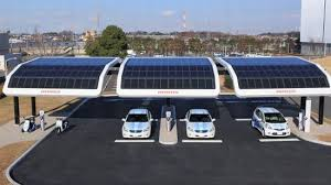 Solar Power For Electric Vehicles Clean Fuel Connection News