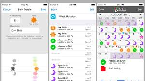 Track Hours Worked App Review App Makes Living With Shifting Schedules Easier