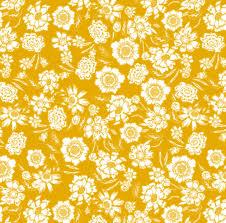 Marigold Floral Design Floral Pattern Marigold Ss15 Volcia Porakh