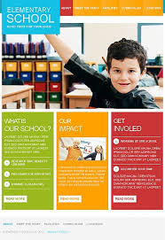 Sample School Brochure Templates Sample School Brochure Templates
