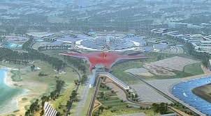 The building itself will house dark rides, cinemas and rides. Ferrari World Abu Dhabi Data Photos Plans Wikiarquitectura