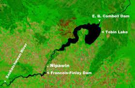Lac Tobin