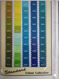 Color Family Chart Family Color Chart Fabric