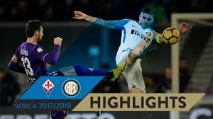 FIORENTINA-INTER 1-1 | HIGHLIGHTS | Matchday 20 - Serie A TIM 2017/18 -  YouTube