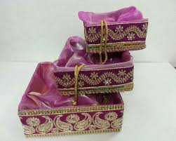 Gift Tray Decoration 100 best Trousseau Packing images on Pinterest Couples wedding 50