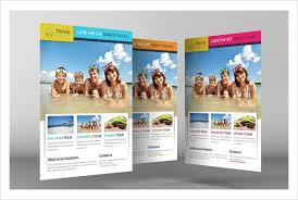 Travel Agency Flyers Sample Tirevi Fontanacountryinn Com