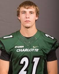 Brooks Cunningham - Football - Charlotte Athletics
