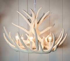 stag horn chandelier for well known making your own antler chandelier bestartisticinteriors gallery 11
