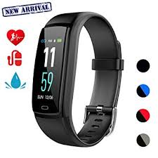 Fitness Tracker, <b>Smart</b> Watch Activity Tracker <b>Health Bracelet</b>