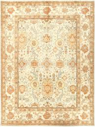 oushak hand knotted area rug 7 10 x 10 5 solo rugs 10x10 area rug