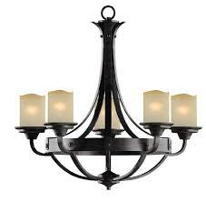 patriot lighting elegant home oakland 5 light reclaimed wood chandelier at menards