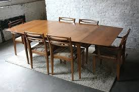 mid century modern dining table. Vintage Mid Century Modern Kitchen Table Dining Amazing Drop Leaf With Regard To T
