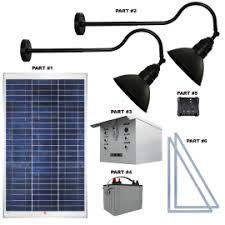 Solar Lighting System AmazoncomSolar Powered Lighting Systems