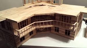 popsicle stick house plans awesome popsicle stick house plans popsicle stick house floor plans elegant of