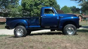 Truck chevy c10 project trucks : PROJECT: 1950 Chevy 3/4T 4x4... new member - Page 9 - The 1947 ...