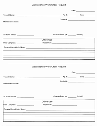 Maintenance Request Form Template Excel Computer Service Request Form Template Excel Repair Samples Call