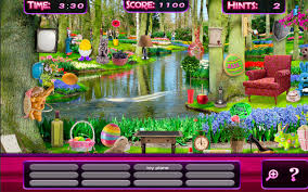 Play the best free hidden object games online with hidden clue games, hidden number games, hidden alphabet games and difference games. Amazon Com Hidden Object Spring Gardens Objects Time Easter Puzzle Differences Search Game Appstore For Android