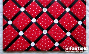 How To Make A French Memo Board Classy DIY French Memo Board Fairfield World Craft Projects