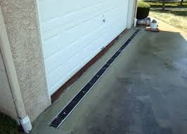 driveway drain tile edina