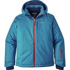 patagonia boys snowshot jacket
