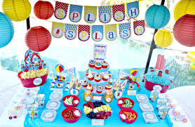 pool party supplies. Unique Party Kids Pool Party Decorations And Supplies O