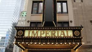 Ain T Too Proud Imperial Theater Seating Chart Imperial Theatre Broadway Direct
