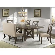 dining settee chairs. top 20 dining settee with wood table plus chairs also white rug and wainscoting