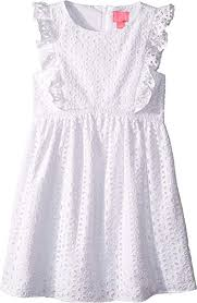 Lilly Pulitzer Size Chart Dresses Amazon Com Lilly Pulitzer Kids Baby Girls Madelina Dress
