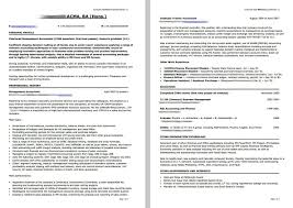 Example Of Personal Statement For Resume