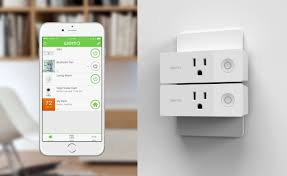 home office technology. a smart outlet to keep office electronics from wasting energy home technology
