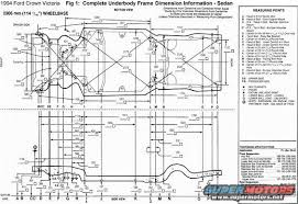 ford crown victoria diagrams pictures videos and sounds 1994 crownvic frame