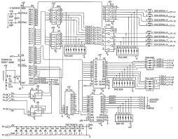schematic processing the wiring diagram figure e 3 central processing unit cca schematic diagram schematic