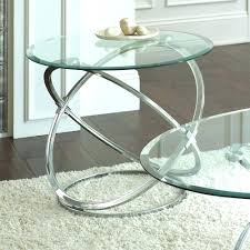 large size of silver round side table full size of metal glass bedside tables uk