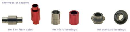 skateboard bearing spacer. different types of spacers skateboard bearing spacer i