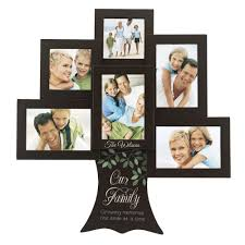 Multiple picture frames family Collage Maker Personalized Family Tree Frame Collage Frames Multi For Multiple Wooden Large Set White Long Opening Double Wall Three Salvamania Personalized Family Tree Frame Collage Frames Multi For Multiple