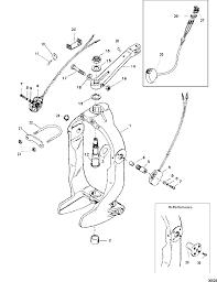 mercruiser trim parts diagram mercruiser image mercruiser bravo i ii iii perfprotech com on mercruiser trim parts diagram