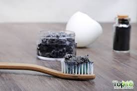 how to make diy homemade activated charcoal toothpaste for teeth whitening