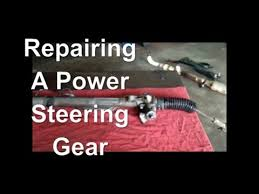 how to fix a leaking power steering gear rack and pinion 97 how to fix a leaking power steering gear rack and pinion 97 chrysler sebring