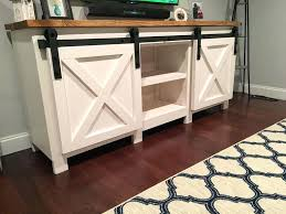 sliding door tv stand build a stand or media console with these free plans sliding door sliding door tv stand