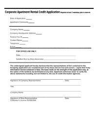 Rental Credit Application 18 Rental Application Templates Free Premium Templates