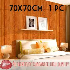 large size 3d brick wood tiles marble foam wallpaper adhesive sticker wall decor diffe colors and