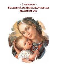 Risultati immagini per maria santissima madre di dio