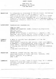 Examples Of A Good Resume Fresh A Good Resume Example Fresh Fresh