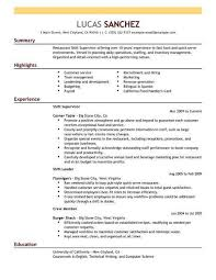 fast food restaurant manager resume fast food manager resume sample smart picture yet resume 1 large