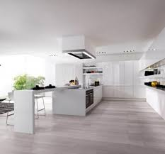image 18252 from post modern white kitchens with wood floors wooden flooring b q mohawk wooden flooring