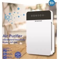 Smarthome เครื่องฟอกอากาศภายในบ้าน รุ่น AP-160 กรองฝุ่นละออง PM2.5